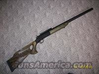 H&R Ultra Slug 20 Ga.Thumbhole Laminated