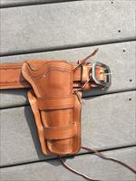 Kirkpatrick double holster never used sass