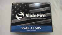 Slide Fire SSAR-15 SBS Bump Fire Stock NIB