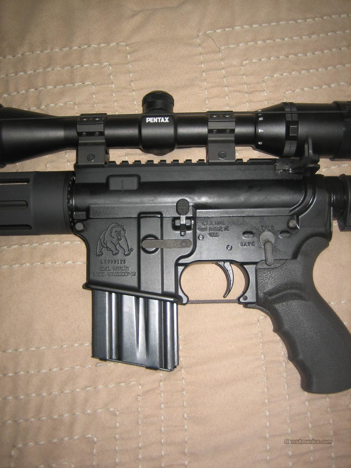 ar 15 w 16 fluted bull barrel scope for sale. Black Bedroom Furniture Sets. Home Design Ideas