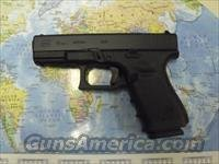 GLOCK 19 4TH GEN MADE IN AUSTRIA