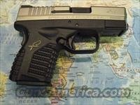 SPRINGFIELD XD-S 9MM TWO TONE