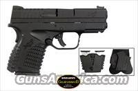 SPRINGFIELD XD-S IN 9MM
