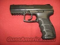 HK P30 PISTOL IN 9MM