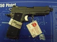 SIG 1911CAR-45 CARRY TACOPS T/B