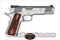 SPRINGFIELD 1911A1 S/S LOADED TARGET