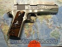 COLT 1911  IWO JIMA TALO GOVT MODEL IN 45ACP