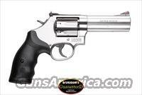 "S&W 686 7RD PLUS  4"" S/S BBL"