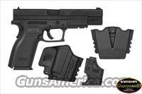 SPRINGFIELD XD TACT 40SW