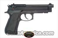 BERETTA  M9A1 PISTOL WITH RAIL