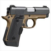 EASY PAY $70 LAYAWAY Kimber Micro 9mm Desert Night Laser Grips Crimson Trace Grips 3300175