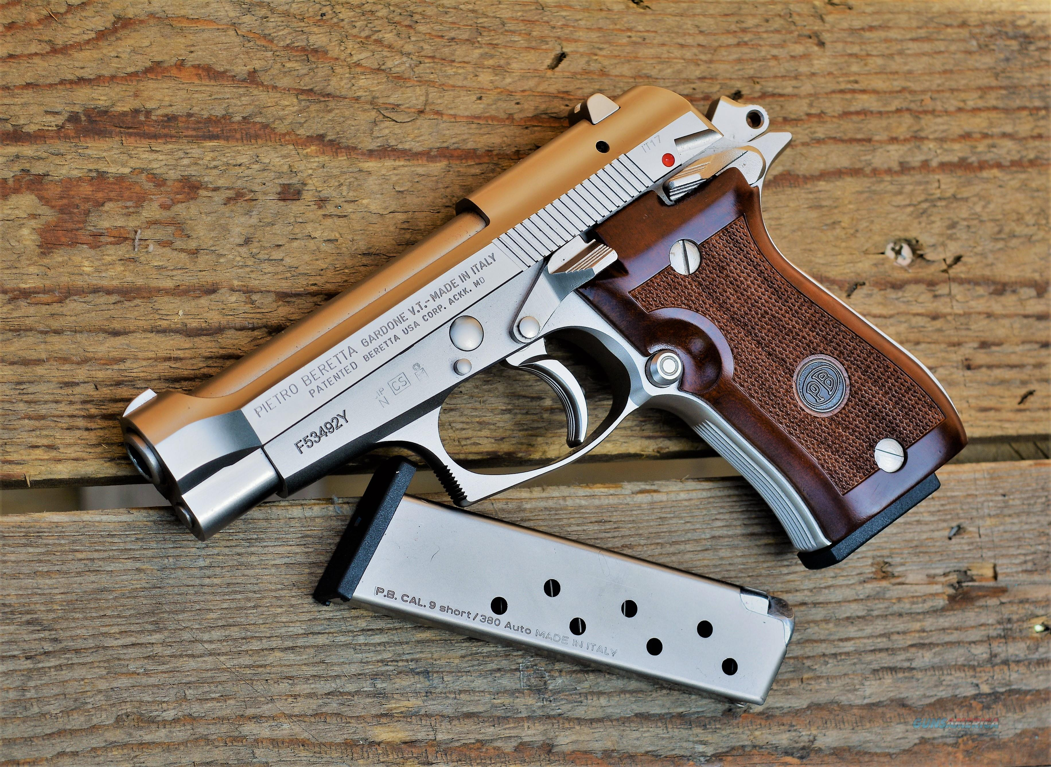 1  Easy Pay $72 Beretta Conceal & Carry slim back up carry Self Defence  ankle gun or Easily Con