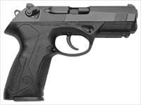 "EASY PAY $53 DOWN LAYAWAY 12 MONTHLY PAYMENTS Beretta PX4 Storm Full Size Semi Auto Handgun 9mm Luger 4"" Barrel 17 Rounds Polymer Matte Black JXF9F21"