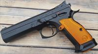 CZ 75 Tactical Sport Competition Orange