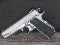 Dan Wesson 1911 V-Bob Valor 01982 CZ /EASY PAY $141