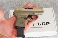 EASY PAY $31  LAYAWAY Ruger LCP Lightweight Compact FDE      Dark Earth TALO Special Edition Cerakote F DE