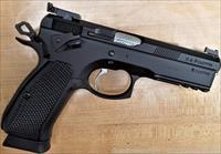 From the CZ Custom Shop 75 SP-01 Shadow Target II 91760 /EZ Pay $134