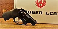 EASY PAY $47 DOWN LAYAWAY 12 MONTHLY PAYMENTS Ruger LCRX Concealable and Carriable Decent Overall Weight 13.5 oz Double Action / Single Action High Strength Stainless Steel Cylinder PVD Finish LCR .38 SPECIAL+P 5 Polymer 38 SPL 5430