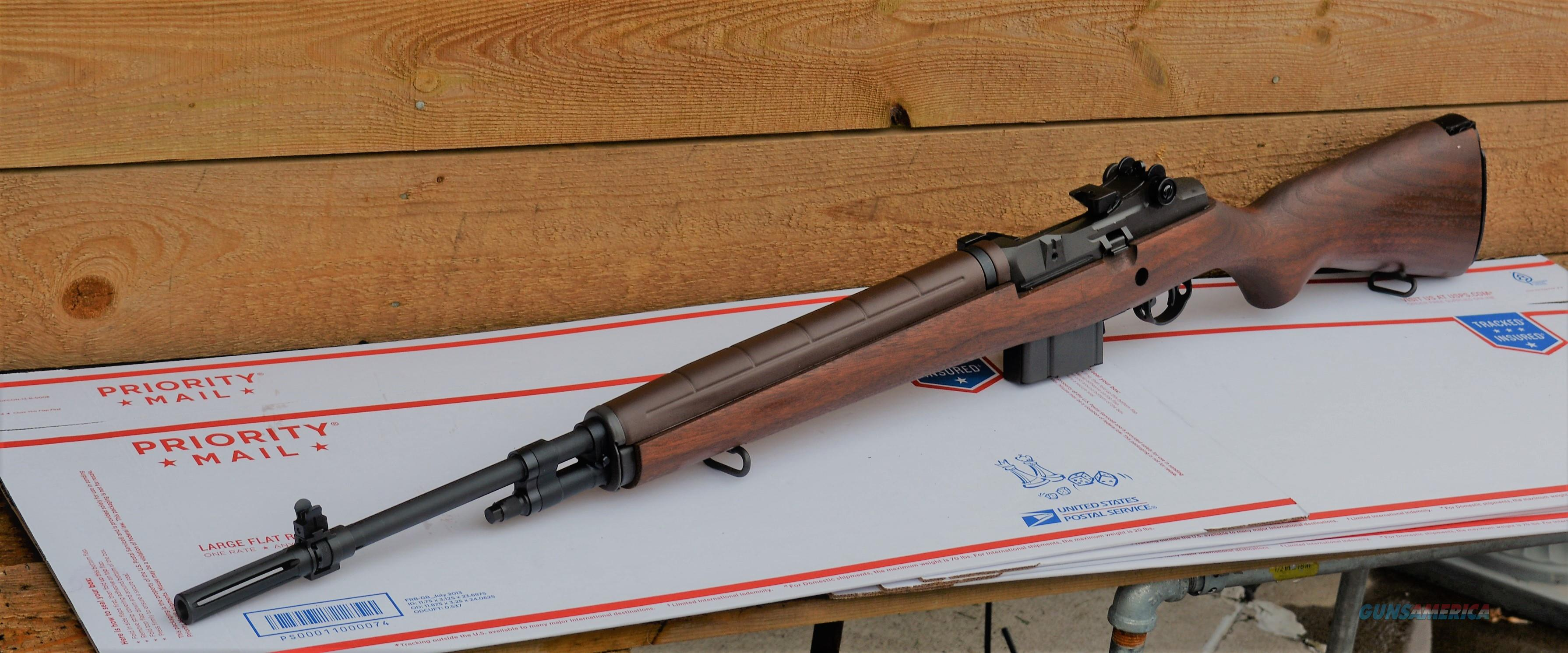 $129 Easy Pay SPRINGFIELD M1A Standard 308 Win Hunting rifle Can be a 1000  yard one shot American W