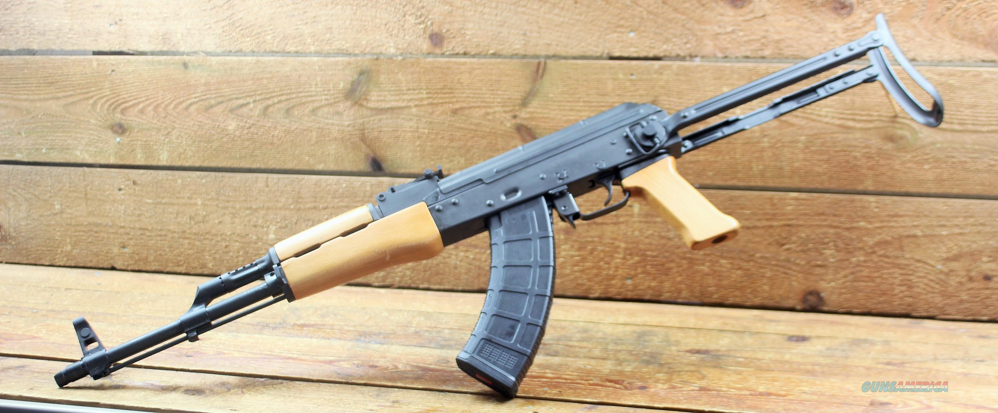 Century Arms International AK63DS AK-47 Semi Auto Rifle 7 62x39 16 5