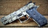 Sig P220 10mm Match Elite Kryptec Camo / TRUGLO Piranha Grips /EZ PAY $125