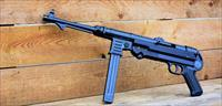 $47 German Sport MP40P WWII MP-40 Sling Recommended!! Used by the socialist party - Communists Party & Dictators the universal Party of Genocide & all-around bad things. God bless America & Capitalism  MP40 PISTOL 25 rd  GERGMP409X