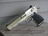 Magnum Research  Desert Eagle Bright Nickel de44bn /EASY PAY $90 Montyhly