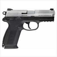 EASY PAY $48 DOWN LAYAWAY 12 MONTHLY PAYMENTS Sale FNH  FNX .40 S&W competition CONCEALED CARRY .40 Smith and Wesson Ambidextrous operating controls personal defense DA/SA 2-TONE   Double-action Single-action DUAL TONE 66857