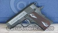 Colt 1911 New Agent O7810D /EASY PAY $62 Monthly