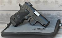 $44 SALE EASY PAY KIMBER Conceal and Carry Boot Carry Pocket Pistol Micro 9 Nightfall TRUGLO TFX Pro Day/Night Sights Hogue WrapAround Grip  3300194