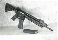 "Ruger SR-556C Semi Auto Rifle .223 Rem/5.56 NATO 16.12"" Barrel 30 Rounds Quad Rail Black Synthetic Collapsible Stock SR556C EASY PAY sale $133"
