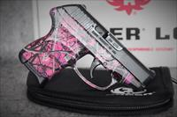 easy pay $31  layaway  Ruger LCP Muddy Girl Camo Grips Blued  Ultra-light, compact concelealed carry
