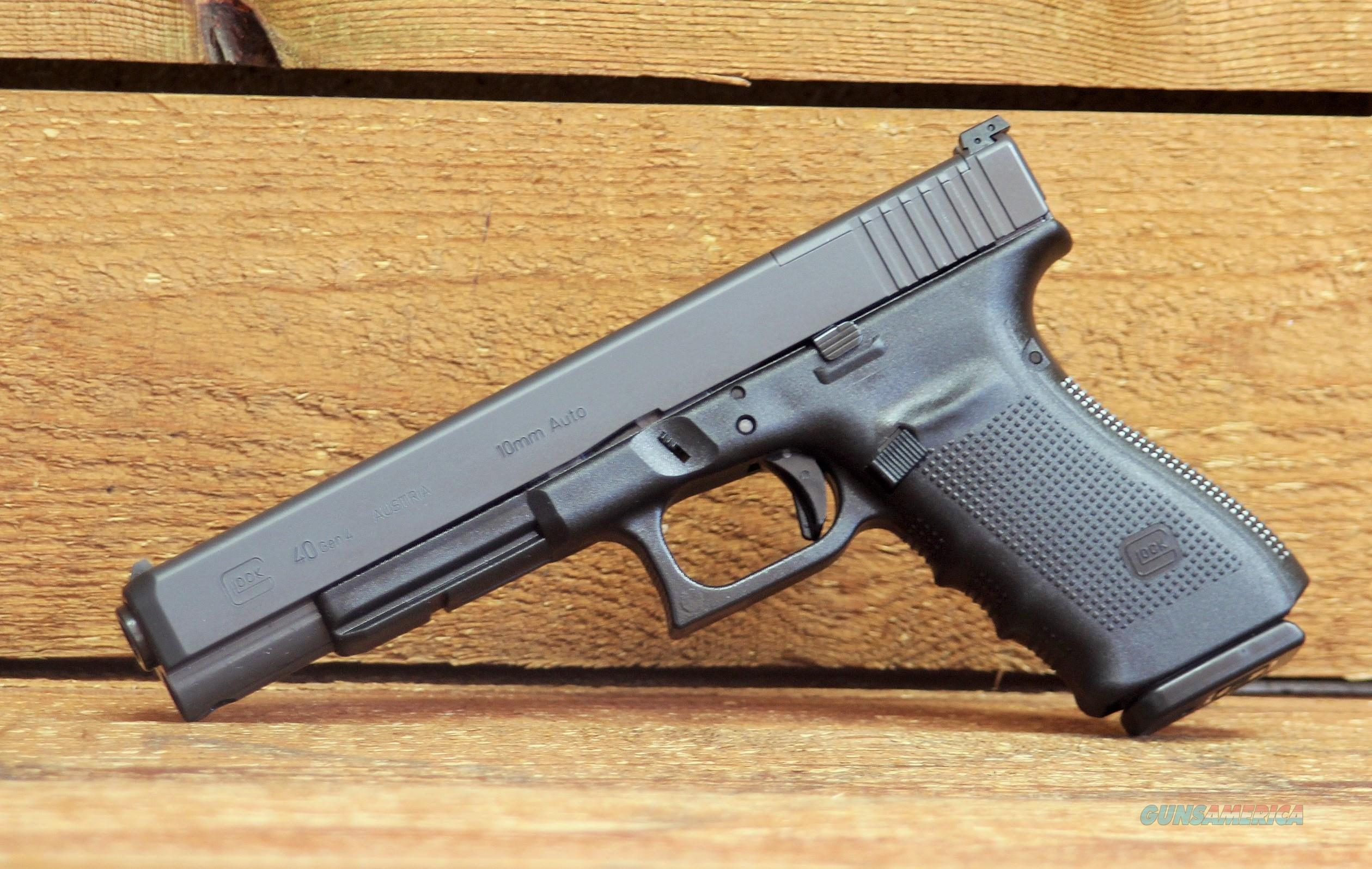 Easy Pay 68 Layaway Glock 40 G40 Gen 4 Mos 10m For Sale