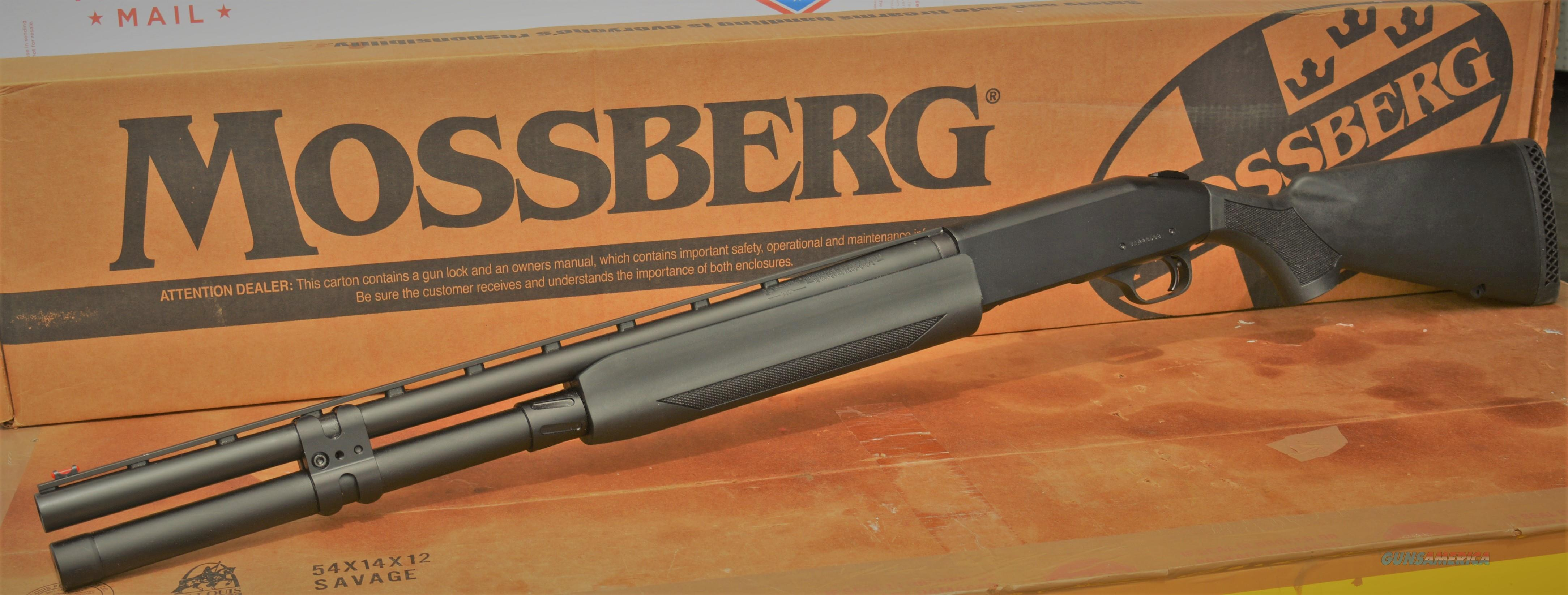 EASY PAY $58 DOWN Home Defense !! Mossberg Tactical Class logo JM 930 Vent  Rib Hunting 9rd Black S