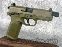 FN FNX-45 Tactical 45 66968 /EASY PAY $74MONTHLY