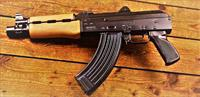 EASY PAY $65 DOWN LAYAWAY 12 MONTHLY PAYMENTS C I Century Arms  Zastava  factory in Serbia PAP M92 PV  M92PV  AK-47 AK47 AK Semi-Auto Syn Pistol HG3089N 7.62x39mm 10 in Synthetic Grips Black Finish stamped receiver 30 Rd  Sights Fixed