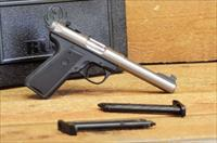 10110 EASY PAY $43 Layaway Ruger Model 22/45 Bull Barrel MarkIII  .22 Long Rifle Mark III