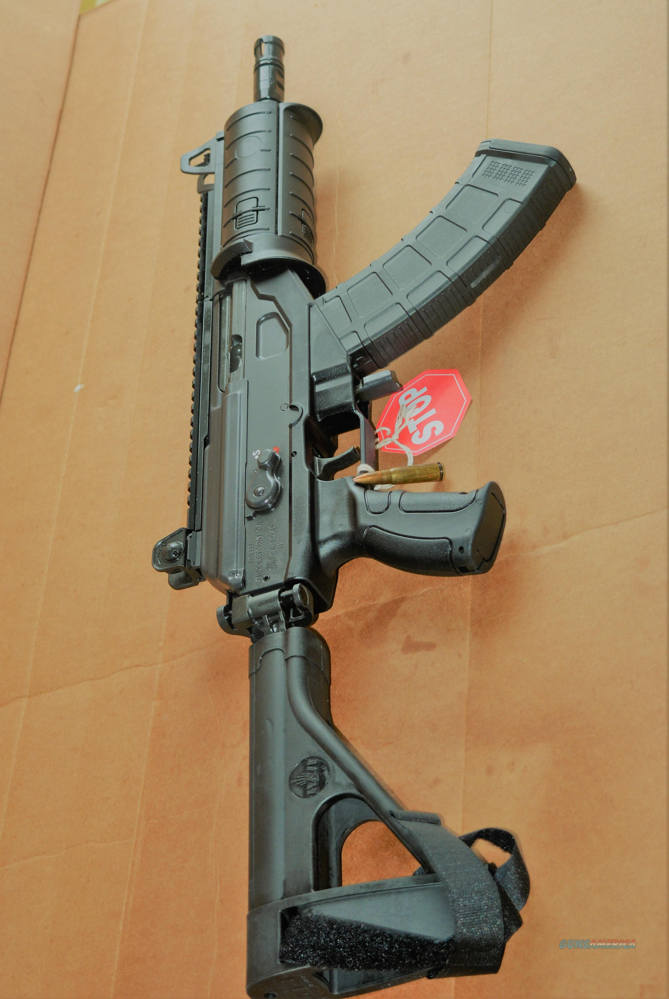 EASY PAY $101 IWI Galil (PDW) AK-47 Pistol compact 7 62x39 Ak47 Accepts  magazine Milled steel receiver 8 4