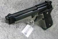 "BERETTA 92FS TWO-TONE 9MM SPEC0587A 4.9"" 15-SH BLACK SLIDE/INOX FRAME 9mm Luger EASY PAY"" layaway  $58"