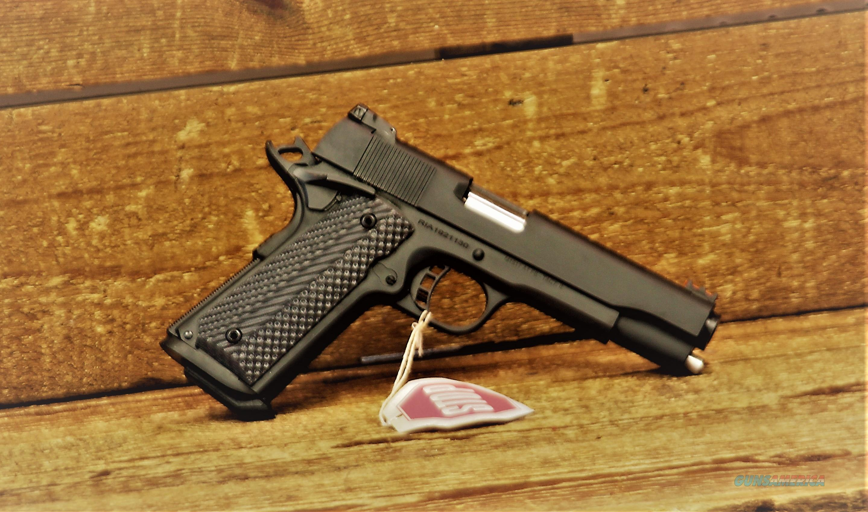 EASY PAY $56 DOWN LAYAWAY 12 MONTHLY PAYMENTS Armscor Rock Island Armory  RIA Parkerized Enhanced sights 1911 10mm RIA standard 1911A1 1911-A1