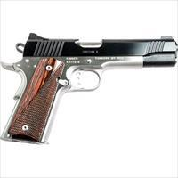 $49 Easy Pay  Kimber Custom II 1911 .45ACP Two-Tone Pistol match grade Stainless steel  Grip checkered Rosewood 3200301