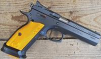 CZ 75 Tactical Sport Orange 9MM 3-20rd MAGS Made in Czech Republic for Competition / EZ PAY $151