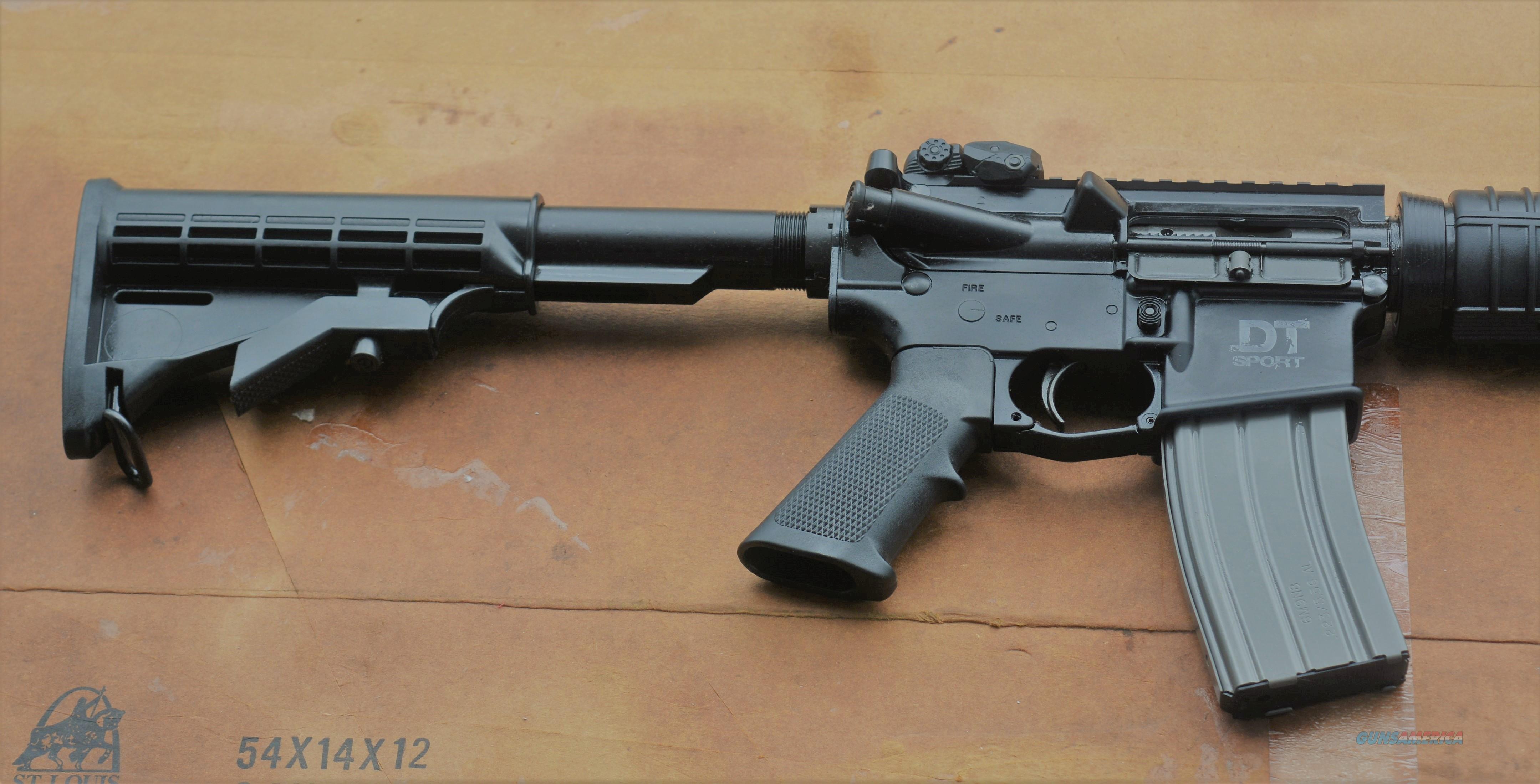 $49 EASY PAY DELTON DT SPORT MOD2 AR15 CARBINE 5 56MM accepts  223  Remington 16