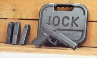 EASY PAY $68 (Glock Deer Hunting Save A Car Today ). add optic Polymer PARKERIZED FINISH GLK Gen4 10mm 3 Mags 15 Round Modular Optic System G40 Gen 4 MOS GLK MOS PG4030103MOS