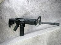 "FNH USA FN 15 Semi Automatic Rifle .223 Remington/5.56 NATO 16"" Barrel 30 Rounds Collapsible Stock Carry Handle Black 36001 easy pay $89"