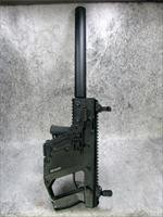 "Kriss Vector CRB Super V Semi Auto Rifle .45 ACP 16"" Barrel 13 Round Capacity Black Polymer Folding Stock Matte Black Finish KCRBS EASY PAY $140"