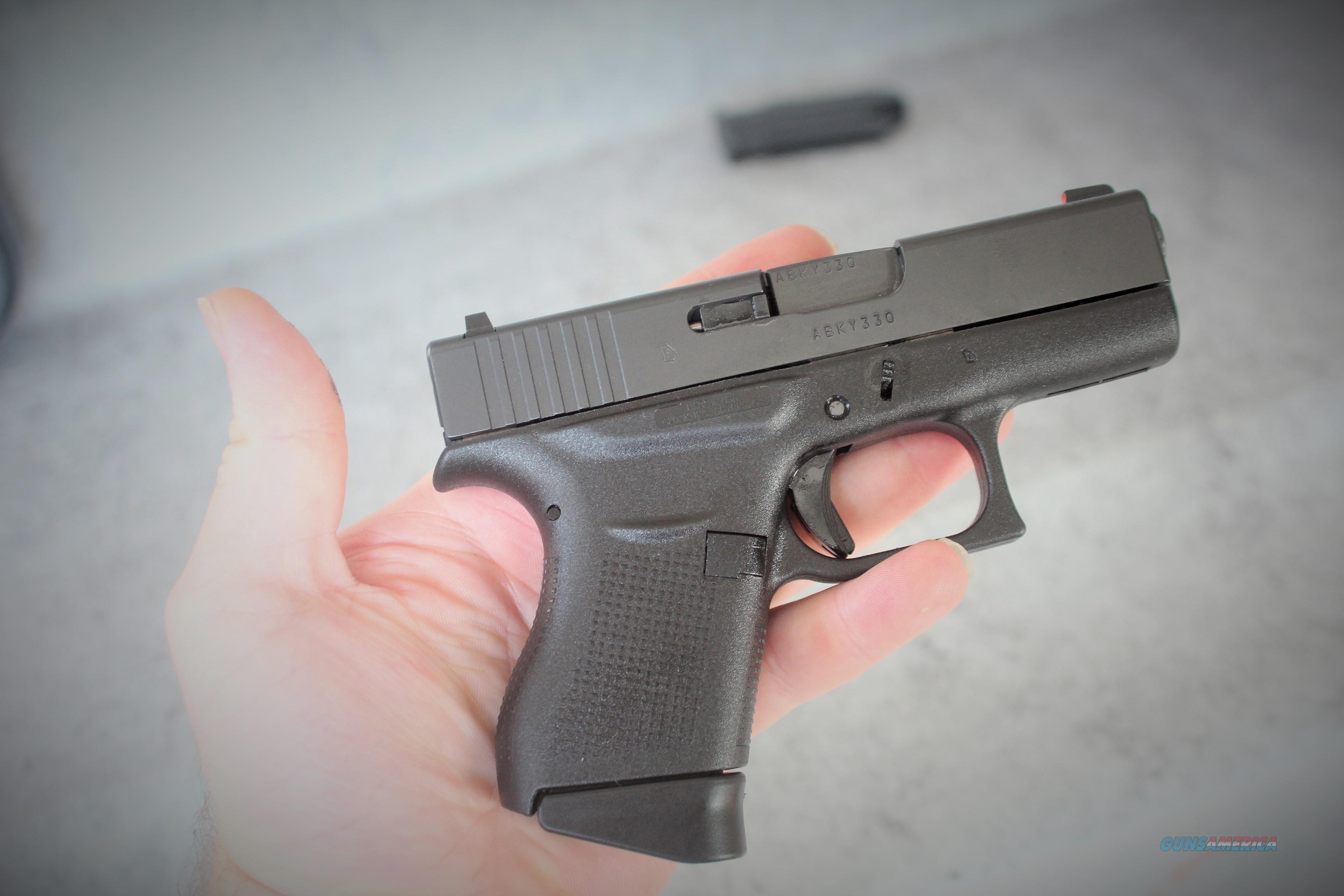 glock 43 9mm talo g43 g 43 night sights easy pa for sale