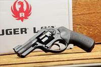 EASY PAY $42 DOWN LAYAWAY 12 MONTHLY PAYMENTS Ruger lightweight LCR-X with 5 in  stainless steel  Barrel .38 Special (  rated for +P loads ) Weight 15.7 oz  Powerful & Easily Carried for Concealed Carry & personal defense LCR 5431