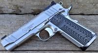 EASY PAY $197 DOWN LAYAWAY LIMITED TIME 24 MONTHLY PAYMENTS Nighthawk Custom Bob Marvel Commander Match grade 2-piece bull barrel black nitride 45ACP Automatic Colt Pistol 1911 /EZ PAY $197 Monthly