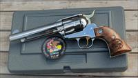 $49 EASY PAY RUGER VAQUERO 45 Colt LC Engraved walnut grip 5.5